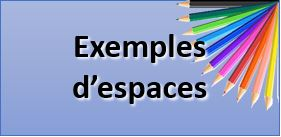 exemplesespace