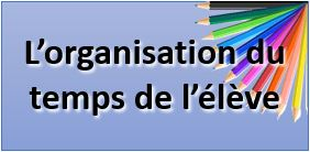 organisationtemps eleve